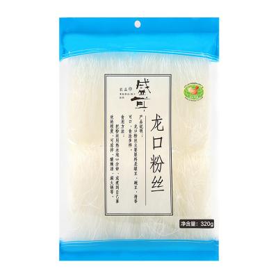 盛耳 龍口粉絲320g 干貨特產綠豆粉絲火鍋粉粉條