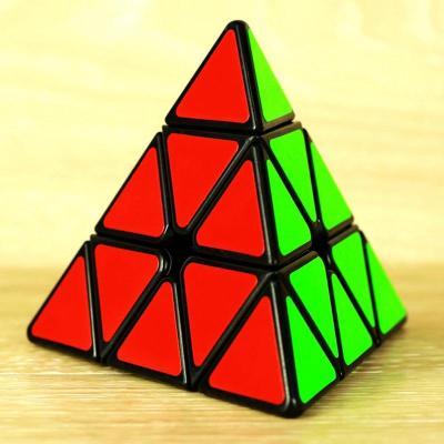 搭啵兔金字塔三角形魔方比赛专用顺滑专业异形魔方小学生力玩具