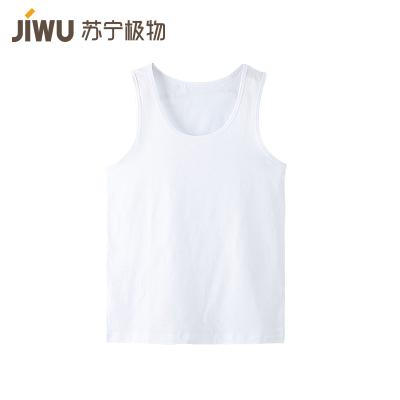 JIWU брэндийн эрэгтэй майк цагаан XL