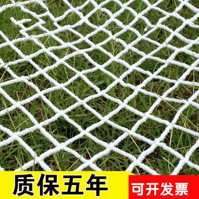 古達建筑安全繩網尼龍網防墜網兒童樓梯陽臺防護網防貓網繩裝飾網子 5厘米孔4米寬需要幾米拍幾件