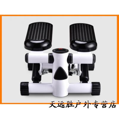 蘇寧放心購踏步機家用靜音液壓多功能腳踏機踏步器扭腰機機健身器材聚興新款