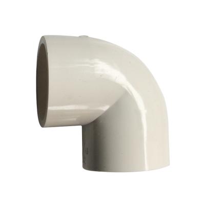 帮客材配 冰一点 中央空调专用排水接头PVC弯头(白色)规格:φ32 单价0.75元/个 起售数量50 150个免邮