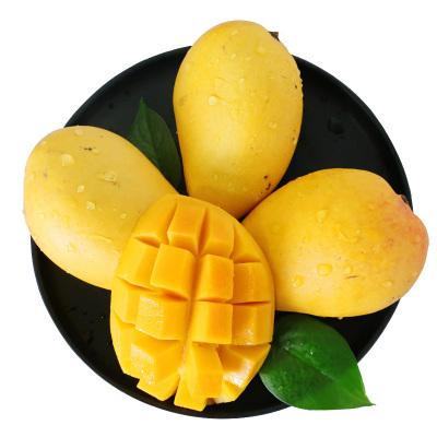 小臺芒 5斤裝 單果50g以上 新鮮當季水果小芒果非貴妃芒果 七仙紅水果 七仙紅水果