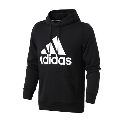 adidas阿迪达斯男服卫衣2019连帽套头衫休闲针织运动卫衣常规款运动服DQ1461