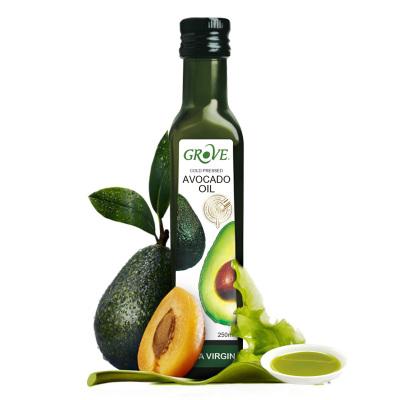 GROVE柯罗芙 牛油果油孕婴食用油 营养油 250ml/瓶 6个月以上