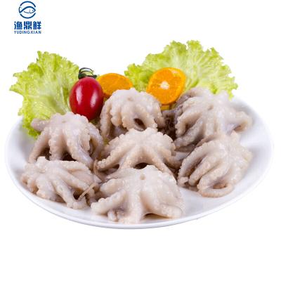 漁鼎鮮 新鮮小八爪魚 小章魚200g 袋裝 小章魚海鮮壽司火鍋食材燒烤章魚花翻花