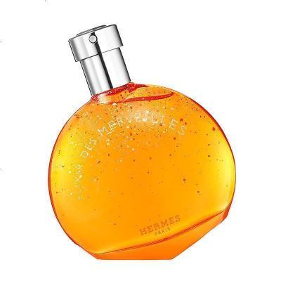 HERMES 愛馬仕橘彩星光濃香50ml女士香水EDP香精版 琥珀柑橘調 濃香持久 海外原裝正品