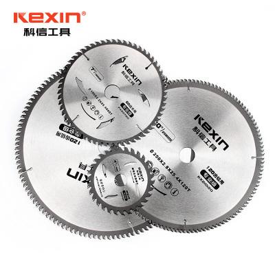 科信(kexin)4英寸硬質合金圓鋸片 木用鋸鋸片 40齒 KX20440 2片