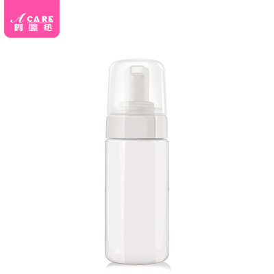 120ml 1個#慕斯起泡瓶旅行分裝按壓式沐浴露瓶子洗手液洗面奶泡沫空打泡器化妝包