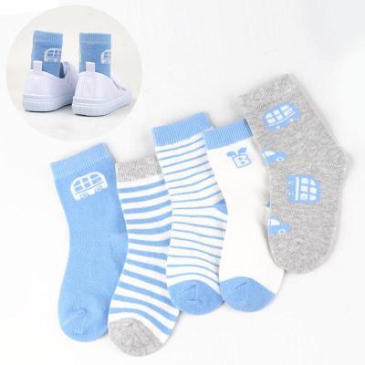 兒童襪子清 純棉襪春秋薄款嬰兒寶寶中大童學生襪男童女童中筒襪