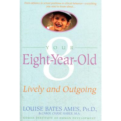 YOUR EIGHT-YEAR-OLD(ISBN=9780440506812) 英文原版