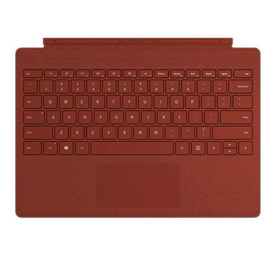 微軟(Microsoft)Surface Pro 特制版專業鍵盤蓋 機械鍵盤(波比紅)
