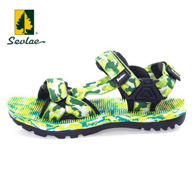 圣弗萊夏季女式涼鞋戶外輕便透氣耐磨速干沙灘鞋涉水涼鞋9621815366