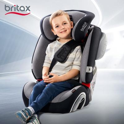 宝得适(Britax)汽车儿童安全座椅 全能百变王(9个月-12岁)