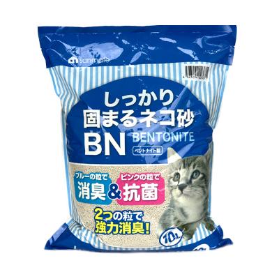 Sanmate莎美特膨润土猫砂7.5kg(10升)