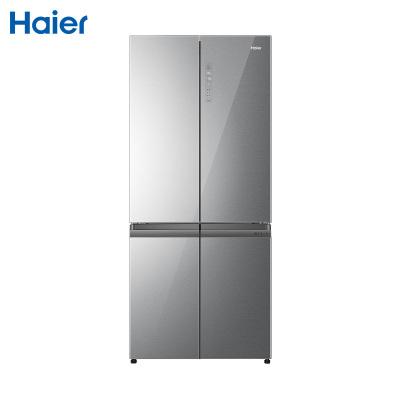 【官方直供樣品機】Haier/海爾BCD-501WDCNU1 501升十字門對開門多門 變頻風冷無霜 電冰箱四門