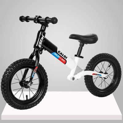 伢途 兒童平衡車12寸無腳踏滑行車滑步車兩輪自行車溜溜車一體輪車
