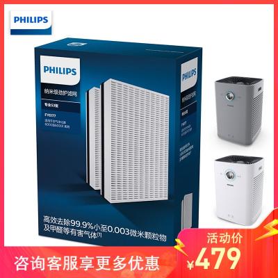 飛利浦(Philips)FY6177空氣凈化器過濾網適用于 AC6606 AC6608 配件