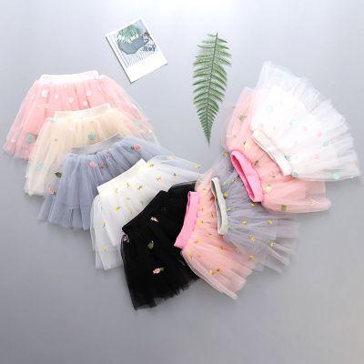 女童半身裙2020新款洋氣兒童紗裙女寶寶蓬蓬裙時尚女孩公主短裙子 娜蜜雨(NAMIYU)