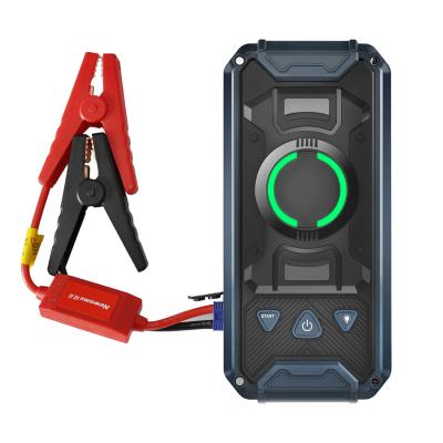 【蘇寧自營】紐曼(Newsmy) 車載應急啟動電源 V1精英版 多功能 啟動寶 雙USB移動電源 應急救援 照明 啟動寶