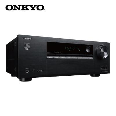 安橋(Onkyo) TX-SR373 家庭影院功放 5.1聲道4K 藍牙AV功放家用多聲道功放 帶USB