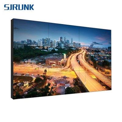 視疆液晶拼接屏安防監控大屏46/49/55英寸LED高清視頻會議顯示器三星顯示屏 55英寸3.5mmSJ100-55S1