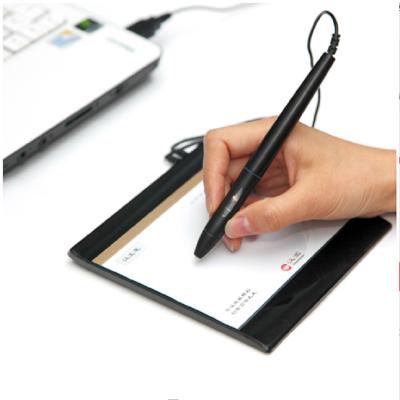 漢王(Hanvon) 漢王筆挑它手寫板挑戰者升級版挑它寫字板智能大屏輸入電磁壓感式老人電腦寫字板 電磁感應板黑色
