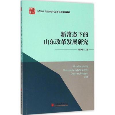 TSY新常態下的山東改革發展研究