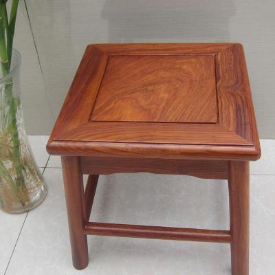 非洲花梨木紅木小方凳椅子雞翅木實木兒童凳換鞋凳刺猬紫檀凳子