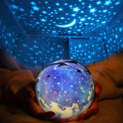 彩色地球 宇宙星空 浪漫 氛围 投影灯 仪 创意 礼品 生日 礼物 女生 抖音 热门 同款 闺蜜网红 走心的实用