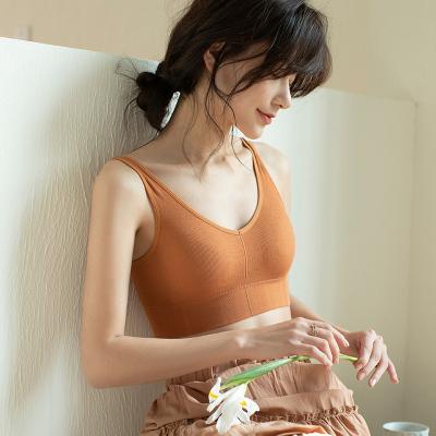 俞兆林新款大U美背夏季薄款無鋼圈文胸性感舒適無痕露背內衣女