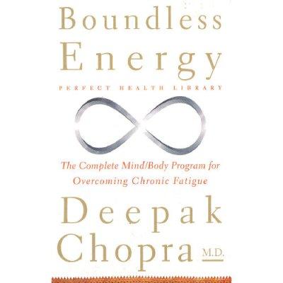 BOUNDLESS ENERGY(ISBN=9780609800751) 英文原版