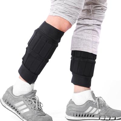 沙袋绑腿跑步负重装备隐形钢板可调节沙袋古达负重绑手铅块负重绑腿