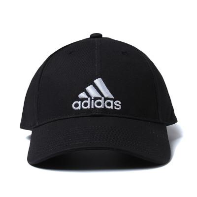 【自营】adidas阿迪达斯男子女子帽子休闲运动附配件S98151 S98151黑色