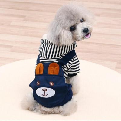 狗衣服秋冬裝狗狗衣服泰迪比熊衣服寵物衣服貴賓狗衣服冬裝四腳衣