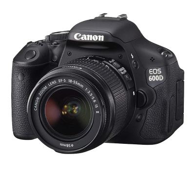 【二手95新】佳能/Canon 600D+18-55mm IS II 【套機】入門級單反相機
