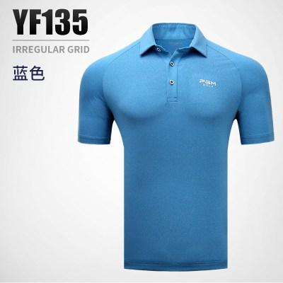 高爾夫男裝 短袖T恤上衣 夏季男士高爾夫球服