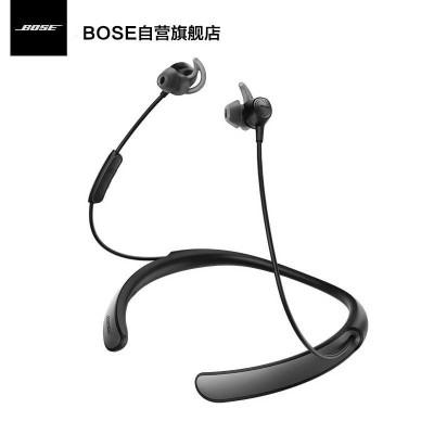 博士BOSE QUIETCONTROL 30 无线蓝牙耳机 自定义消噪 入耳式 挂脖式 QC30