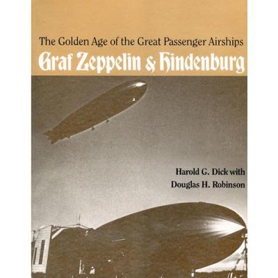 GLDEN AGE GRT PASSENGR AIRSHPS(ISBN=9781560982197) 英文原版