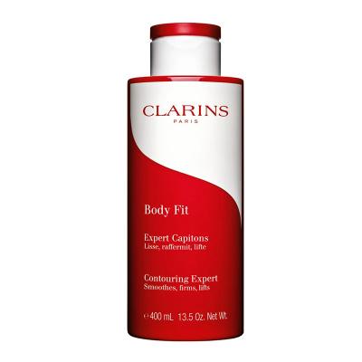 CLARINS娇韵诗 轻盈纤体乳 红魔晶大红瓶 400ml 瘦身纤体 法国原装进口