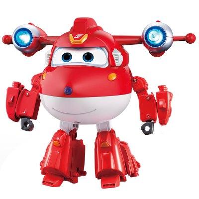 奧迪雙鉆 超級飛俠 樂迪小愛奧迪雙鉆超級裝備聲光變形機器人炫酷玩具樂迪