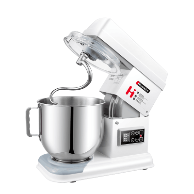 海氏 M6廚師機和面機商用多功能7L全自動靜音揉面攪拌鮮奶機