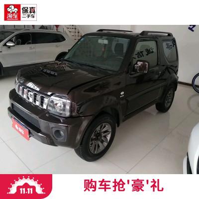 【订金销售】 铃木 吉姆尼 2015款 1.3L 自动 JLX版 淘车二手车