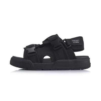 李寧 男子運動時尚系列潮流涼鞋