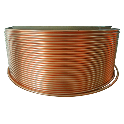 帮客材配 金田 商用空调铜管(φ19*0.8mm) 65元/公斤 50公斤/盘 一盘起售 ,发货至物流点需自提