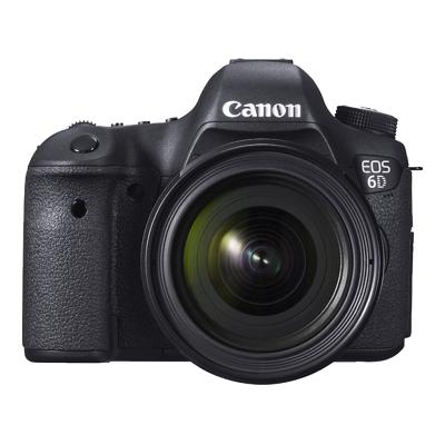 佳能(Canon) EOS 6D(24-70mm F2.8) 数码单反相机 单镜头套装 约2020万像素