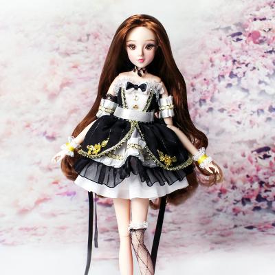 德必勝MMgirl動漫娃娃十二星座金牛座女孩套裝生日禮物公主洋娃娃