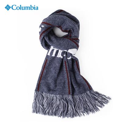 2020秋冬新品哥倫比亞Columbia戶外保暖舒適針織圍巾圍脖CU0035