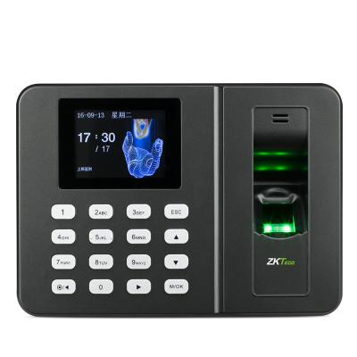 ZKTeco熵基科技股份有限公司ZK3960指紋識別打卡機手指考勤機員工簽到機