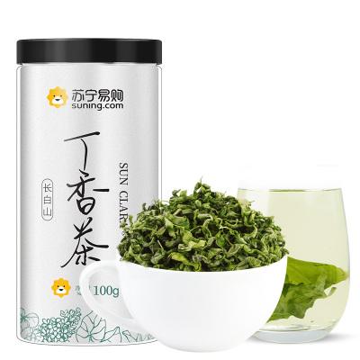 桑克拉(SUN CLARA)丁香茶100g瓶裝 保健茶飲